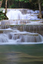 Free Waterfall Landscape In Deep Forest Stock Photos - 29116793