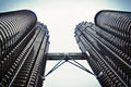 Free Petronas Towers Royalty Free Stock Images - 29118159
