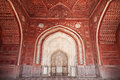 Free Detail Of Decorating The Taj Mahal Royalty Free Stock Photo - 29118515