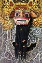 Free Barong Mask Royalty Free Stock Image - 29118666