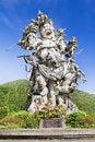 Free Kumbakarna Laga Statue Royalty Free Stock Image - 29118806
