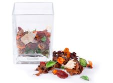 Free Colorful Natural Pot Pourri Royalty Free Stock Image - 29110436