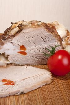 Free Baked Veal Stock Photos - 29112663