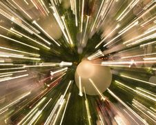Free Christmas Holiday Light Abstract Stock Image - 29114041