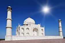 Free Taj Mahal, Agra Stock Photos - 29117913