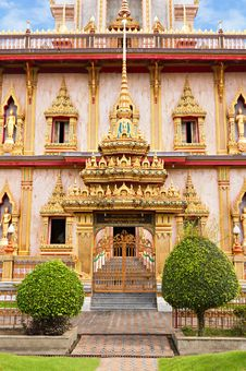 Free Golden Temple Stock Images - 29118224