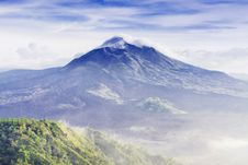 Free Batur Volcano Stock Images - 29118634