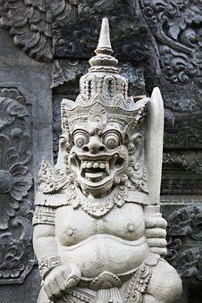 Free Balinese Monster Stock Photos - 29118643