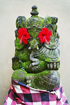 Free Ganesha Statue Stock Photo - 29118650