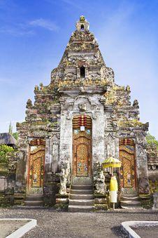 Free Ulun Danu Temple Stock Photos - 29118803