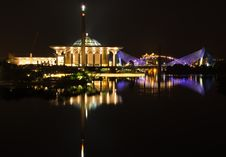 Putrajaya Stock Photo