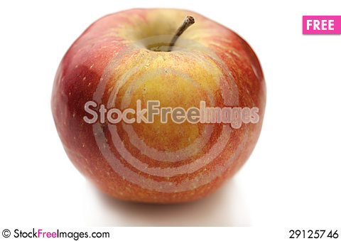 Free Red Apple Royalty Free Stock Image - 29125746