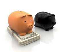 Free Piggy Saver Stock Images - 29120274