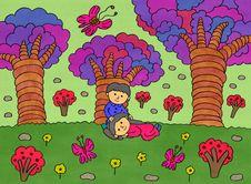 Free Awakened Dream Royalty Free Stock Image - 29120996