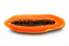 Free Papaya Fruit. Stock Photography - 29124172