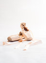 Free Ballet Shoes Stock Image - 29137531