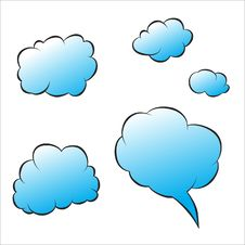 Free Clouds Royalty Free Stock Photography - 29131907
