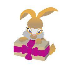Free Rabbit Royalty Free Stock Images - 29131969
