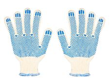 Free Work Gloves Royalty Free Stock Image - 29138796