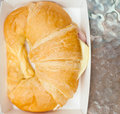 Free Ham Cheese Croissant. Royalty Free Stock Images - 29140749
