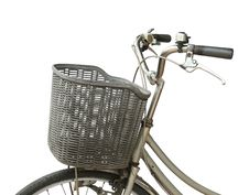 Free Basket On Bicycle Stock Images - 29141064