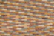 Free Brick Wall Royalty Free Stock Photo - 29141525