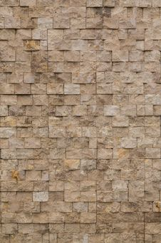 Free Ancient Stone Wall Texture Stock Image - 29141651