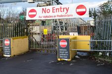 Free No Entry Stock Photos - 29143003