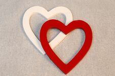 Free Hearts Stock Images - 29145984