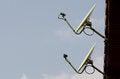 Free Satellite Dish Antenna Royalty Free Stock Image - 29153666