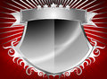 Free Silver Shield Stock Images - 29155534