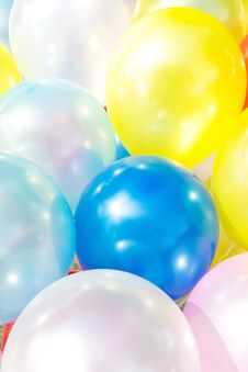 Free Balloon Background Royalty Free Stock Photography - 29152837