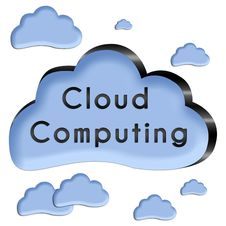 Free Cloud Computing - Clouds Royalty Free Stock Photos - 29153268
