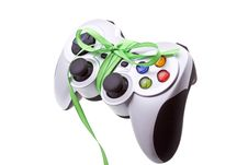 Free Festive Gamepad Royalty Free Stock Photo - 29159275
