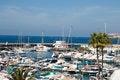 Free Marina In Costa Adeje Royalty Free Stock Image - 29162856