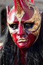 Free Venice Carnival Mask Royalty Free Stock Image - 29163216