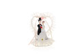 Free Wedding Cake Figurine Stock Photography - 29167922