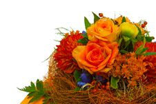 Free Colorful Bouquet Royalty Free Stock Photo - 29160225