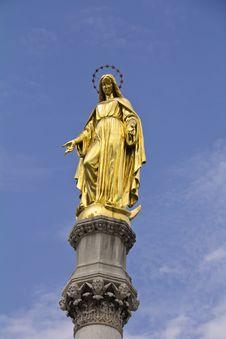 Free Virgin Mary Royalty Free Stock Photography - 29160387