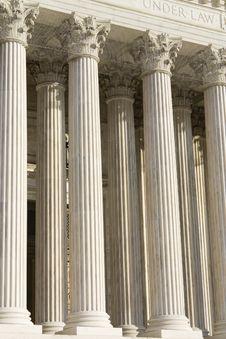 Free Supreme Court Stock Image - 29162581