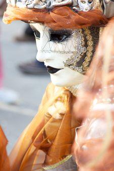 Free Carnival Mask Stock Photo - 29162860
