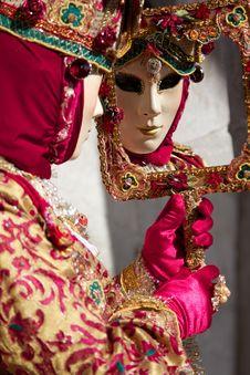 Free Carnival Mask Stock Photo - 29163130