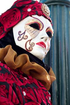 Free Carnival Mask Stock Image - 29163171
