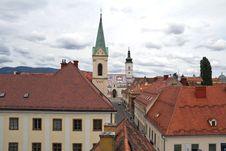 Free Zagreb Stock Image - 29163541