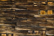 Free Aged Wooden Wall Stock Photo - 29163960