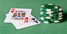 Free Poker Cards Stock Image - 29164531