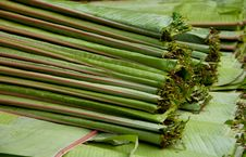 Free Banana Leaves Stock Images - 29164654