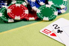 Free Poker Cards Stock Photo - 29164690