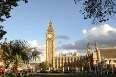 Free Big Ben, Clock Tower, London, England Royalty Free Stock Photos - 29164808
