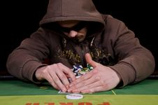 Free Poker Player Stock Images - 29165234